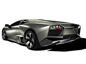Video: Lamborghini Reventón – téměř jako stíhačka