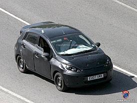 Spy Photos: Ford Fiesta - Bude menší než předchůdce?