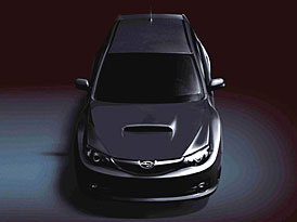 Subaru Impreza WRX STi: Odpočítávání začalo, máme první oficiální fotku