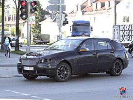 Spy Photos: První foto BMW řady V - první MPV z Mnichova?
