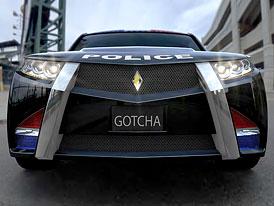 Carbon Motors Corporation E7: Nová hvězda live policejních honiček?