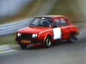 VIDEO: Škoda 120L v nizozemském testu (1987)