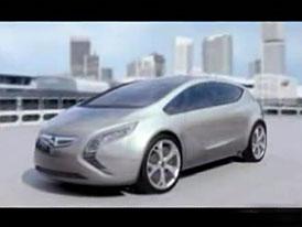Video:Opel Flextreme – vize budoucnosti s bleskem ve znaku