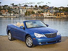 Chrysler Sebring Cabriolet na českém trhu za 1 milion korun