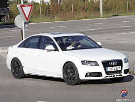 Spy Photos: Nová generace Audi S4