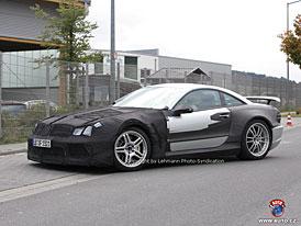 Spy Photos: Mercedes-Benz SLC - nová hvězda vychází (další fotografie)