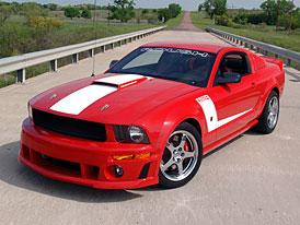 Roush 428R: přichází další výkonný Mustang