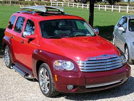Chevrolet HHR: první jízdní dojmy