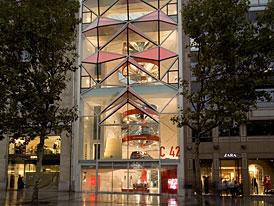 Citroën C42: Nové reprezentativní prostory v Paříži