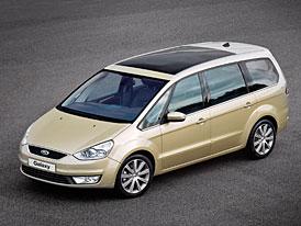 Ford: nový motor a automat pro Mondeo, S-Max a Galaxy