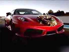 Video: Ferrari F430 Scuderia -  ideální na závodní dráhu