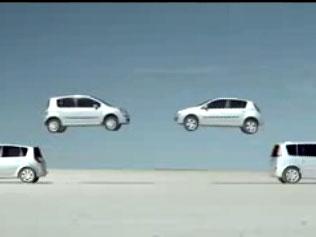 Video: Renault a jeho Le Brutal Ballet