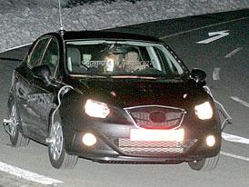 Spy Photos: Nový SEAT Ibiza půjde ve stopách Leonu