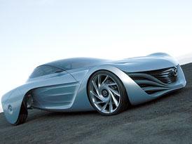 Mazda Taiki: Futuristické roucho nového wankelu
