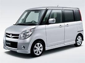 Suzuki Palette: Důvtipnost kvádru