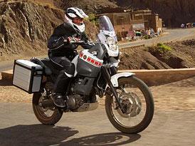 Yamaha XT660Z Tenere: motorka do těžkého terénu (představení)