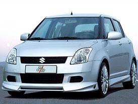 Giacuzzo p�ipravil optick� paket pro Suzuki Swift