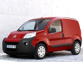 Citroën Nemo: nový lehký užitkový vůz od francouzského výrobce
