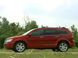 Video: Dodge Journey – předvádí svůj interiér