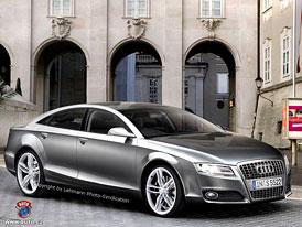 Spy Photos: Audi A7 půjde proti Mercedesu CLS