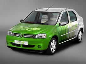 Logan Renault eco2 Concept – ekologicky a levně