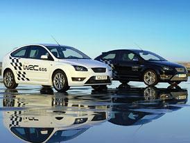 Ford Focus WRC ST 525 a WRC-S: oslava úspěchů v rallye