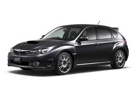 Subaru Impreza WRX STI: první oficiální fotografie