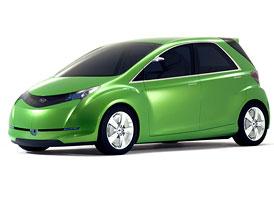Subaru G4e Concept: Subaru bude vyrábět elektromobily