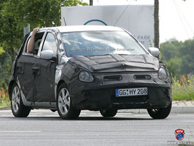 Spy Photos: i10 a i20 jsou dv� mal� novinky od Hyundai