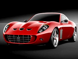 Vandenbrink Design GTO: pocta modelu Ferrari 250 GTO + VIDEO