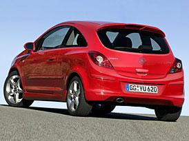 Opel Corsa OPC i GSi o 10.000,-K� levn�ji