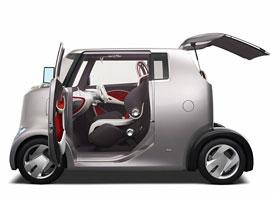 Toyota předvede miniauto pro sportovce: koncept Hi-CT