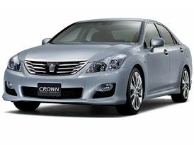 Toyota Crown Hybrid: královský sedan Toyoty s hybridním pohonem