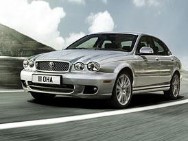 Jaguar X-Type: facelift pro modelový rok 2008