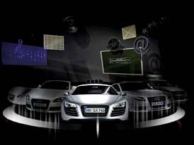 L.A. Auto Show Design Challenge 2007: Audi Virtuea Quattro