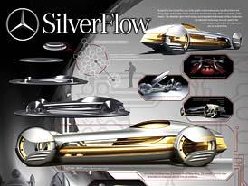 L.A. Auto Show Design Challenge 2007: Mercedes-Benz SilverFlow