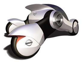 L.A. Auto Show Design Challenge 2007: Nissan OneOne