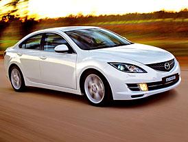 """Mazda 6: další úroveň designérského konceptu """"Zoom-Zoom"""""""