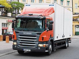 Série inovací v sortimentu Scania