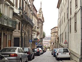 Portugalské automobilové postřehy (2. část): Parkování je nervy drásající