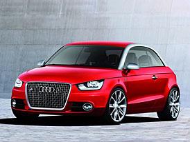 Audi Metroproject quattro: Příští A1 je na světě
