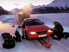 ADAC Testy zimních pneumatik: Rozměr 195/65 R15