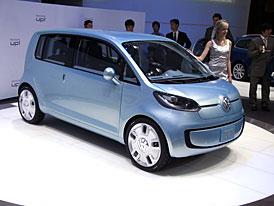 Tokio živě: Volkswagen space up! - největší malý Volkswagen od dob Brouka