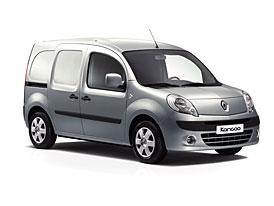 Renault Kangoo Express: přichází další generace, povyrostla do všech stran.