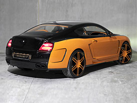 Le MANSory widebody Continental GT