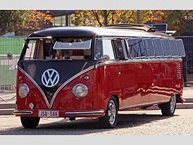 Volkswagen Transporter T1 jako limuz�na