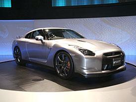 Tokio živě: Nissan GT-R - konečně oficiální informace, fotografie a video (další foto z Tokia)