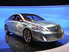 Tokio živě: Nissan Intima - koncepce moderního života se šestiválcovým dieselem
