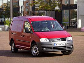 Volkswagenu loni klesl prodej u�itkov�ch voz� o p�tinu