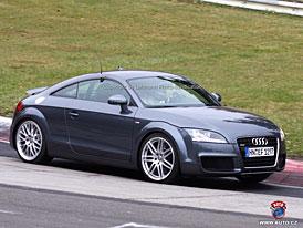 Spy Photos: Audi TT RS (další okruhové foto bez maskování)